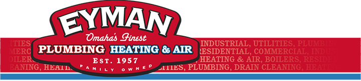 Eyman Plumbing Heating & Air banner