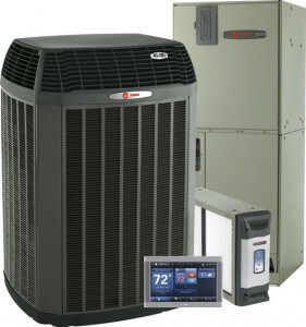 Residential Hvac Installation Eyman Plumbing Heating Amp Air