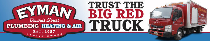 Trust the Big Red Truck