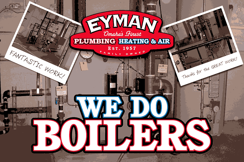 Boiler Installation & Repair - Eyman Plumbing Heating & Air