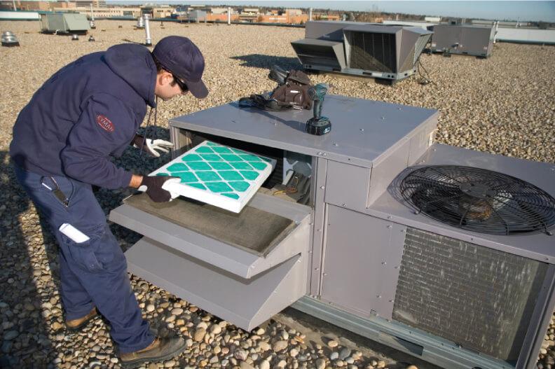 Humidifier Maintenance Service