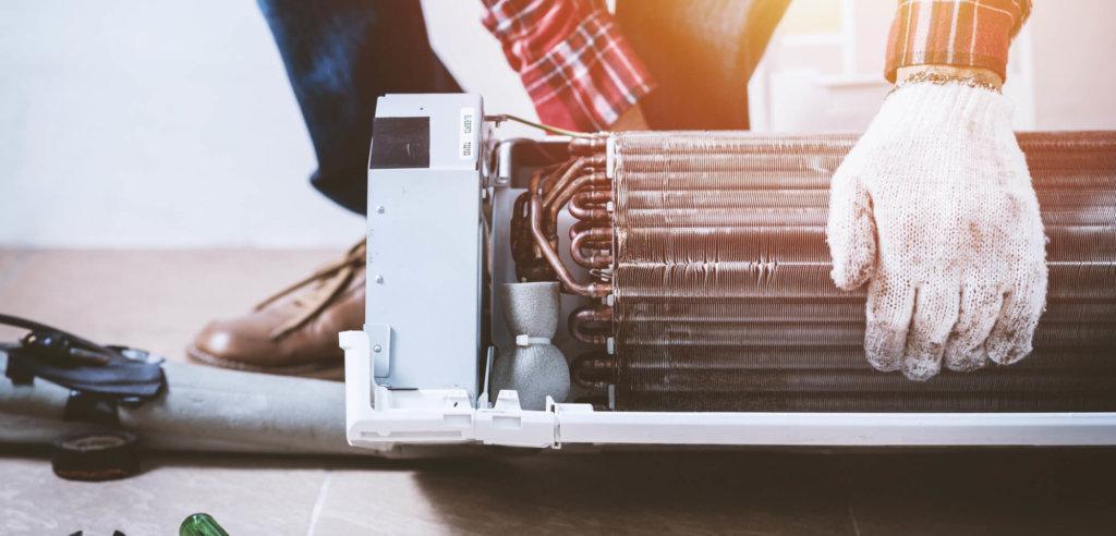 HVAC Evaporator Coil Maintenance